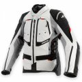 "GTS-3 WP ""Airbag Ready"" Jacket Grey Black Waterproof"