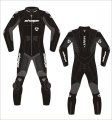 SHOGAI 1 PIECE RACE SUIT < black/black > HAZARD